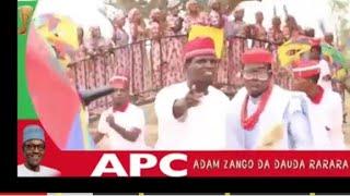 Baba Buhari Tuna Baya Full Song_ Adam A. Zango_Rarara_Ado_Gwanja_Abubakar Sani_2019