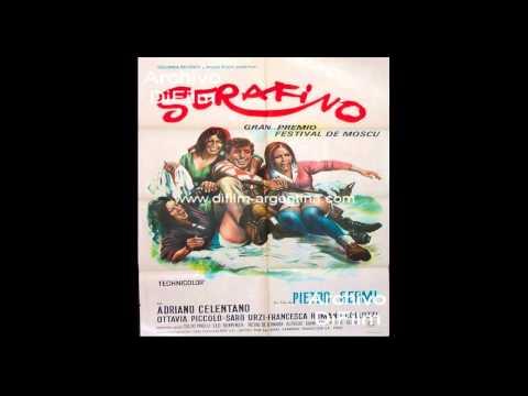 DiFilm - Adriano Celentano - Serafino 1969 - Poster for Sale