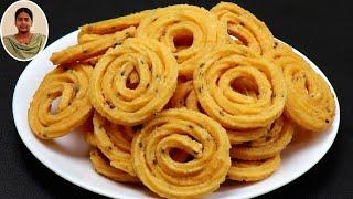 1 கப் சாதம் இருந்தா இப்பவே இந்த முறுக்கு செஞ்சி பாருங்க | Snacks Recipes in Tamil