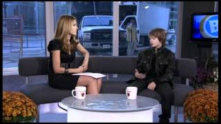 Dakota Goyo On Breakfast Television Toronto