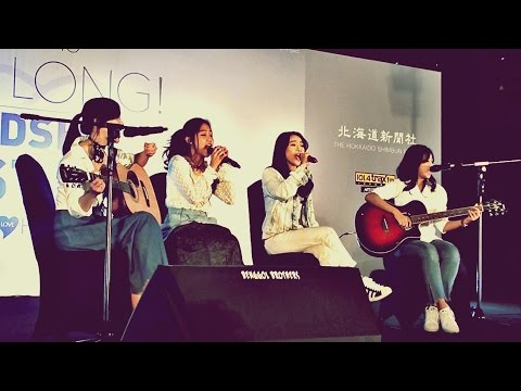 JKT48 Acoustic - Baby! Baby! Baby! #SoLongHSF