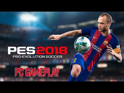 Pro Evolution Soccer 2018 torrent download v1 0 5 02 + Data Pack 4 01