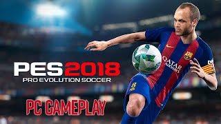 PROBANDO PES 2018!!! | EN DIRECTO | PC GAMEPLAY