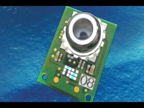 Omron S State Of The Art D6t Mems Thermal Ir Sensor Youtube