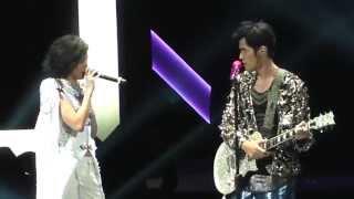 遇见 魔天伦世界巡回演唱会台北站 饭拍版 13 09 06  周杰倫