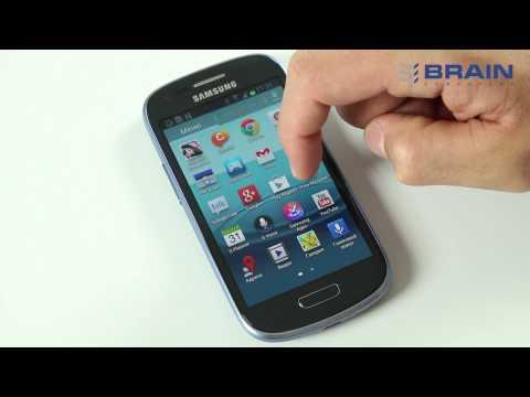 Мобильный телефон Samsung Galaxy S3 mini