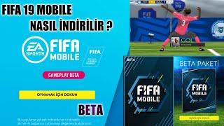 Fifa 19 Mobile Beta Çikti // Nasil İndİrİlİr ??