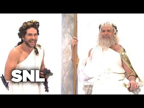 Greek Gods - SNL