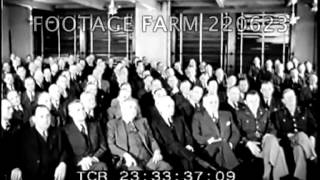 Dayton Ohio Homefront War Workers 220623-04 | Footage Farm
