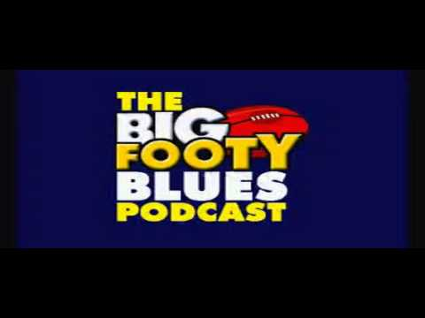 BigFooty Blues Podcast 2014 Episode 04 happydude grabs a cue stick
