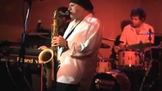 Greg Piccolo Heavy Juice Band -- 07-26-2007 Clip #1