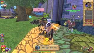 Wizard101 Lets Play - Olde Town - [1]