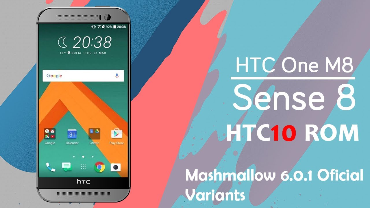 HTC One M8 | Review e Instalar | Wolla v6 2 | Android 6 0 1 | Sense 8 |  Port HTC 10 - Ayala Inc