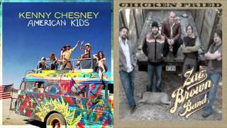 American Kids Vs. Chicken Fried - American Chicken Fried (Mashup)