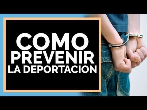 Como Prevenir La Deportacion: Ayuda Legal Para Que Te Quedes En El Pais