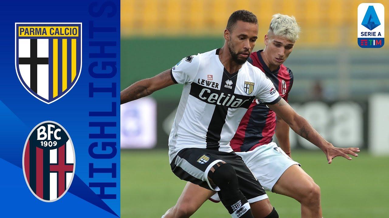 Parma 2-2 Bologna | Parma's Incredible Injury Time Comeback | Serie A TIM