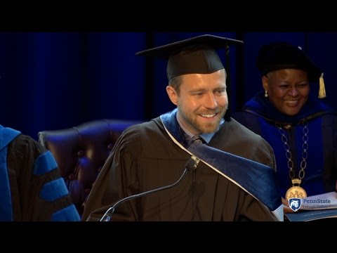 2017 Commencement Speaker | Adam Yenser