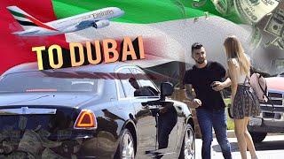 GOLD DIGGER Ran Away With $10,000 on Her Way to Dubai! Shocking Ending