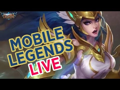 Legend Bareng The Joomers, Lawan Squad Pro: Saiyan -  Mobile Legends Indonesia Live