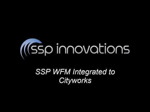 SSP WFM Integrated to Cityworks Asset Management