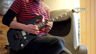 Steve Vai - Now You're Gone guitar solo (Whitesnake)