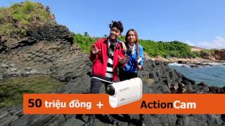 sony action cam  just go nao ta cung di  phu yen