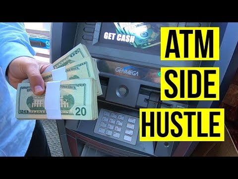 My Friend's ATM Side Hustle (Passive Income 2020)