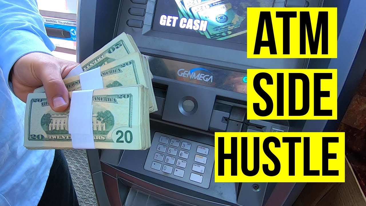 How Much An ATM BUSINESS Makes In ONE MONTH – Ride Along