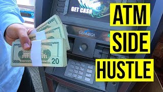 My Friend's ATM Side Hustle (Passive Income 2020)