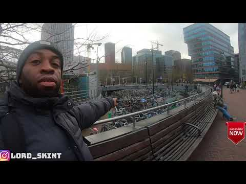 VISITING THE BEAUTIFUL CITY OF  ROTTERDAM ||  THE NETHERLANDS ||