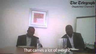 Match Fixing Scandal President of Ghana s Football Association Kwesi Nyantakyi video