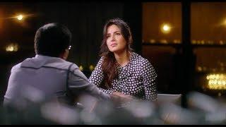 Katrina Kaif on being intimidated by Ranbir Kapoor | #JioFamouslyFilmfare