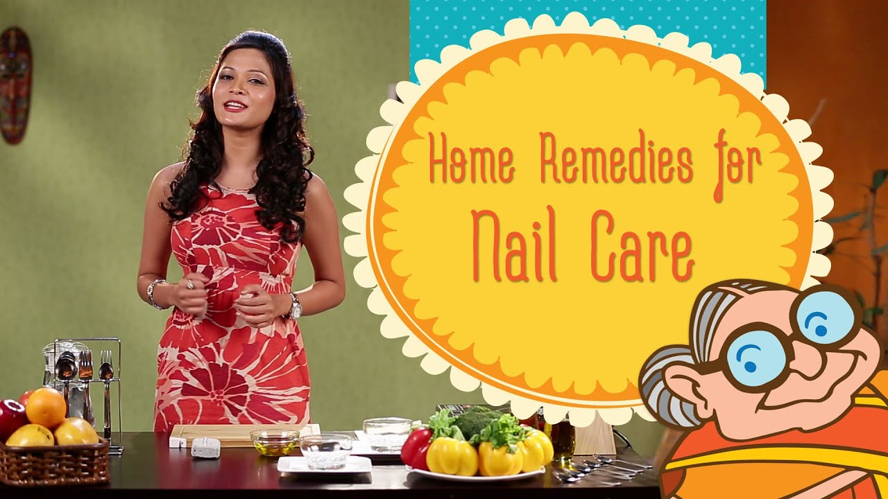 how to get beautiful nails home remedies