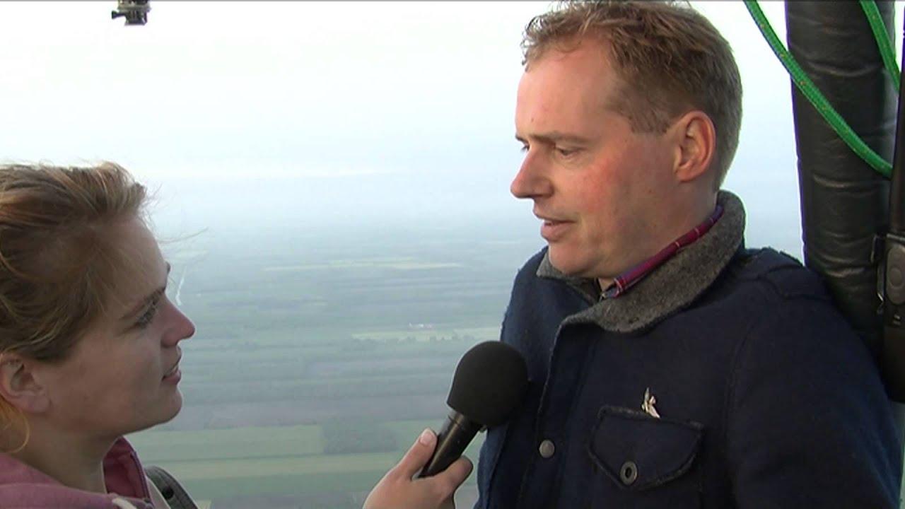GPTV: FRIESE TOPPERS Arjen Rusticus in 2018 Luchtballon ...