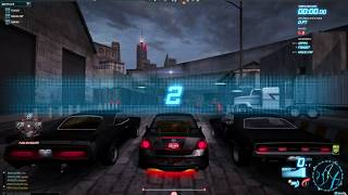 Need for Speed World - Fuga classe D