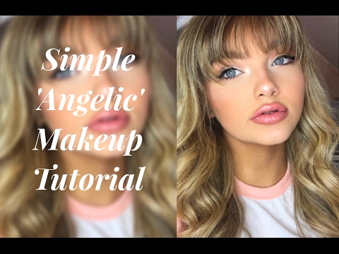 'I Don't Wanna Try But Wanna Look Cute' Makeup Tutorial | Sophia Mitchell | Maybelline AD
