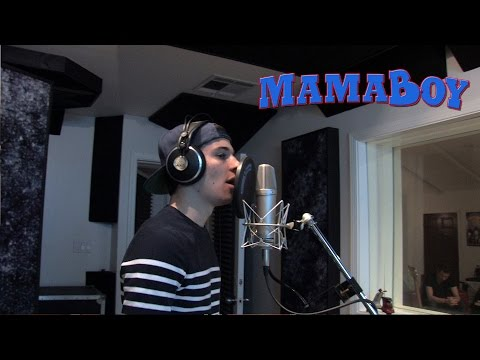 Mamaboy Behind the Scenes - Music Composer and Recording wit