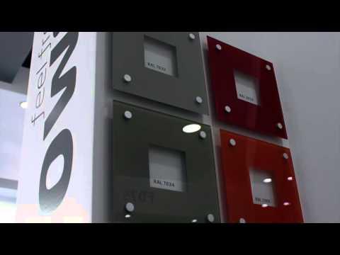 FD75 Glass/Aluminium BiFold Door