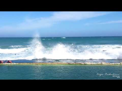 emgee time lapse Kalk Bay Sea Cape Town South Africa