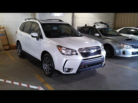 2014 Subaru Forester Xt Project Youtube