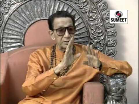 Balasaheb Thackeray Marmik Interview (13 Aug 2004)