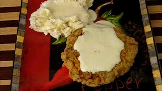 Real Chicken Fried Steak Recipe S1 Ep46