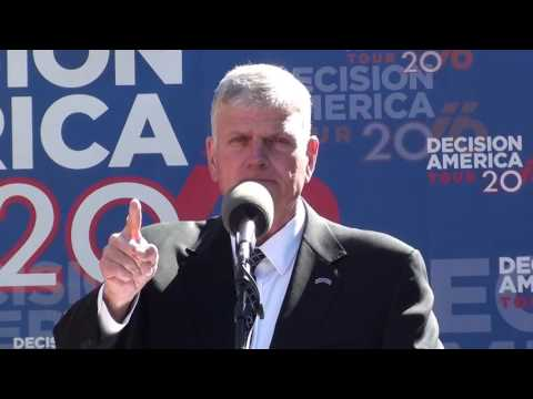 Franklin Graham October 11, 2016 Annapolis, Maryland
