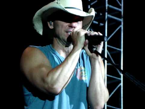 Kenny Chesney - Don't Blink - Cheyenne Frontier Days