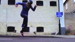 LongboardUK Trick Tips: Ghost-Ride Kickflip