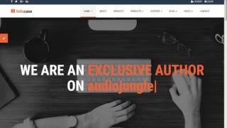 FolioCase | Multipurpose Business- Site Templates Download