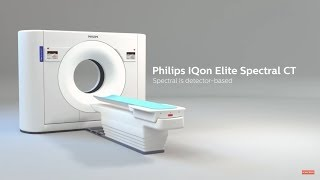 IQon Elite Spectral CT - Exploring the technology behind our unique spectral solution