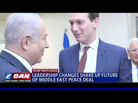 Future of Mideast peace deal amid leadership changes