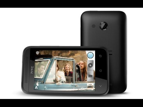 HTC Desire 200 обзор