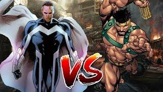 Blue Marvel VS Hercules | Who Wins?